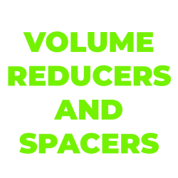 Volume Reducers & Spacers